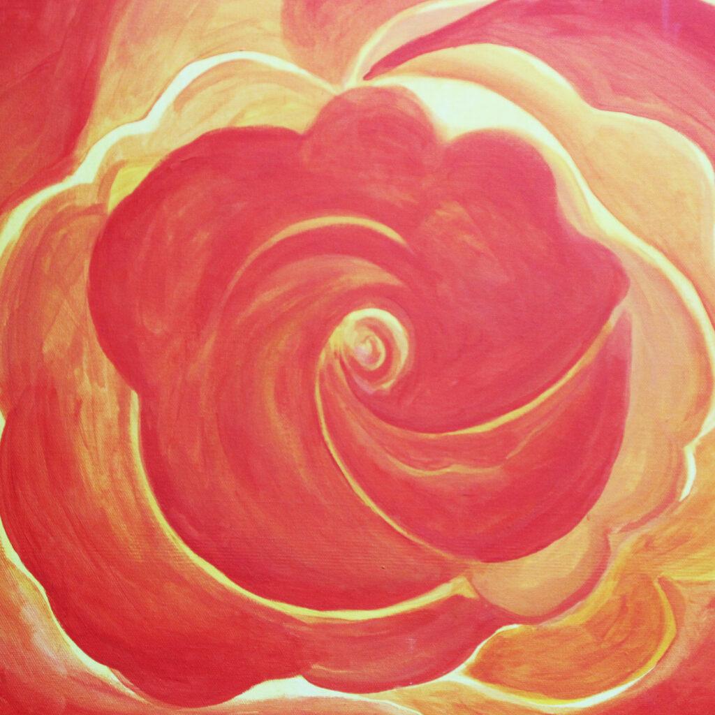 Ein Tag für mich | Rose